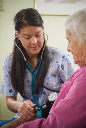 Geriatric LPN Nurse